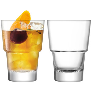 LSA Mixologist Cocktail Tumblers - Set of 2