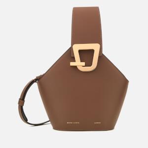 Danse Lente Women's Mini Johnny Small Bucket Bag - Maple