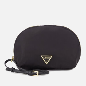 Guess Women's Did I Say 90s? Dome Pouch - Black