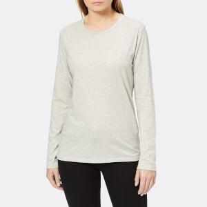 Polo Ralph Lauren Women's Long Sleeve T-Shirt - Grey