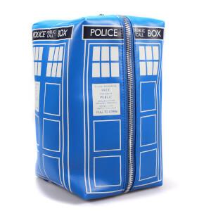Dr Who Tardis Washbag
