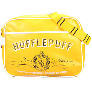 Harry Potter Retro-Tasche (Hufflepuff Wappe)