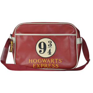 Harry Potter Retro-Tasche (Platform 9 3/4)