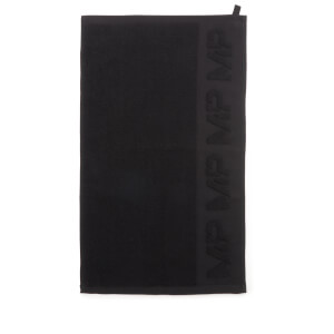 Hand Towel - Black