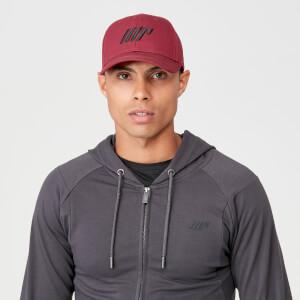 Бейсбольная кепка - бордовый цвет
