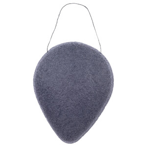 Brushworks Konjac Sponge - Charcoal (Free Gift)