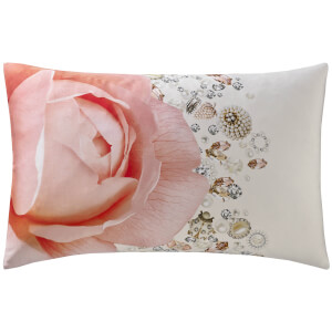 Ted Baker Blenheim Jewels Pillowcase Pair - Pink
