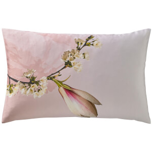 Ted Baker Harmony Pillowcase Pair - Pink