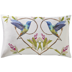 Ted Baker Highgrove Pillowcase Pair - Green