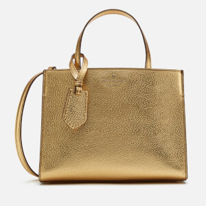 Kate Spade New York Women's Sam Satchel Bag - Warm Gold