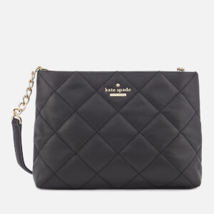 Kate Spade New York Women's Caterina Cross Body Bag - Black