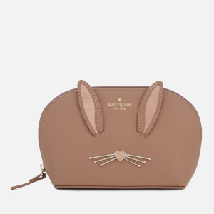Kate Spade New York Women's Rabbit Small Abalene Cosmetic Bag - Multi