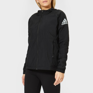 adidas Women's I.D 2 In 1 Jacket - Black