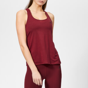 adidas Women's Prime Tank Top - Noble Maroon