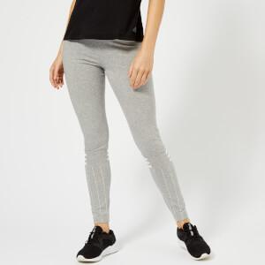 adidas Women's Sport I.D Print Tights - Medium Grey Heather