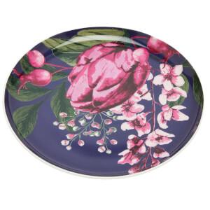Joules Porcelain Side Plate - Artichoke Floral