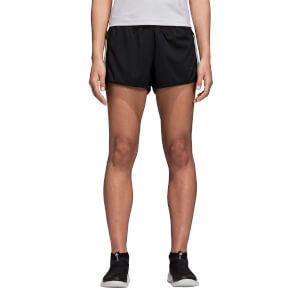 adidas Women's D2M 3 Stripe Shorts