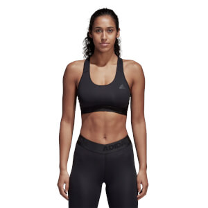 adidas Women's Climacool Sports Bra - Black