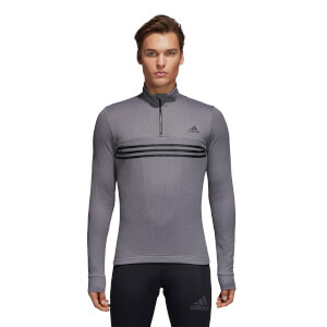 adidas Men's Response Cycling Jersey - Grey
