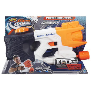 Pistolet à Eau Nerf Tornado Scream Super Soaker