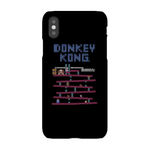 Funda móvil Donkey Kong Logo para iPhone y Android