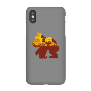 Coque Silhouette Donkey Kong Mangrove - iPhone & Android
