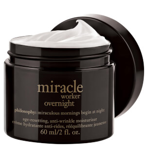 philosophy Miraculous Anti-Ageing Overnight Moisturiser 60ml