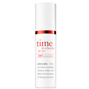 philosophy Time in a Bottle Eye Serum 15ml