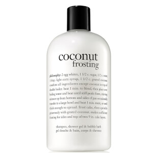 Gel de Duche Coconut Frosting da philosophy 480 ml