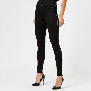J Brand Women's Maria High Rise Skinny Jeans - Admiration