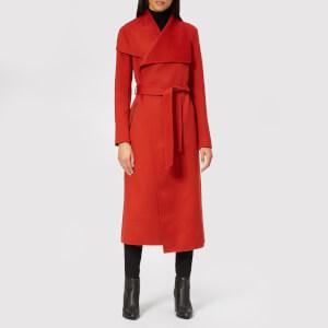 Mackage Women's Mai Long Wrap Coat - Paprika