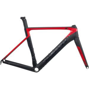 Dedacciai Atleta Frameset - Black/Red
