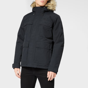 Jack Wolfskin Men's Point Barrow Jacket - Black