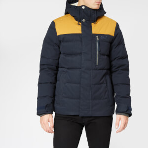 Jack Wolfskin Men's Lakota Jacket - Night Blue