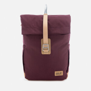 Jack Wolfskin Men's Royal Oak Backpack - Burgundy