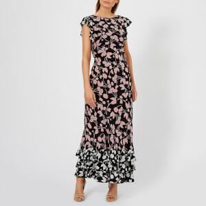 RIXO Women's Isabelle Dress - Mixed Daisy