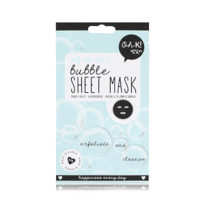 Oh K! Sheet Mask - Bubble(Oh K! 시트 마스크 - 버블 22ml)