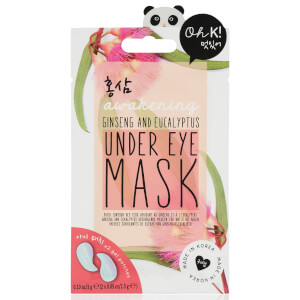Oh K! Ginseng and Eucalyptus Under Eye Mask 3g