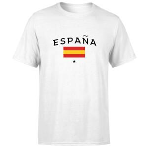Espana Men's T-Shirt - White