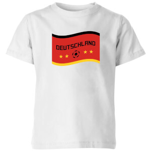 Deutschland Kids' T-Shirt - White