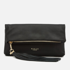 Radley Women's Hatfield Medium Clutch Foldover - Black