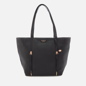 Radley Women's Penhurst Zip Large Tote Bag East West Shoulder Bag - Black