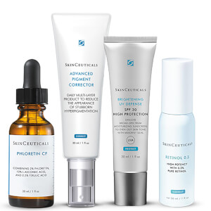 SkinCeuticals Radiance Renewal Skin System (Worth £341)