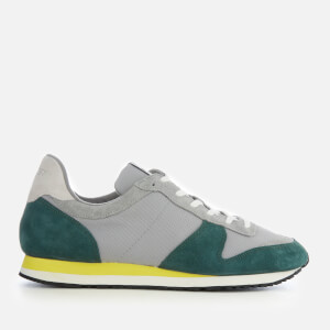 Novesta Men's Marathon Runner Trainers - Green