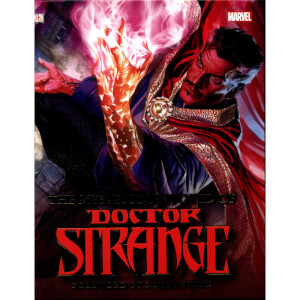Marvel The Mysterious World of Doctor Strange