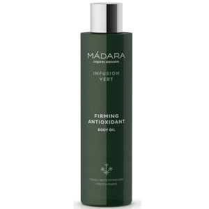 MÁDARA Infusion Vert Firming Antioxidant Body Oil 200 ml