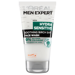 L'Oréal Paris Men Expert Hydra Sensitive detergente viso 150 ml
