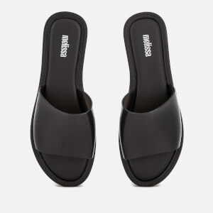 Melissa Women's Soul Slide Sandals - Black