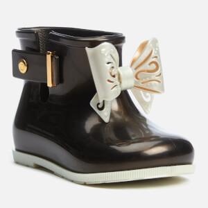 Mini Melissa Toddlers' Sugar Rain Fairy Boots - Moonlight: Image 2