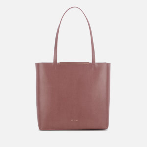 Ted Baker Women's Melisa Bow Embossed Shopper Bag - Pink